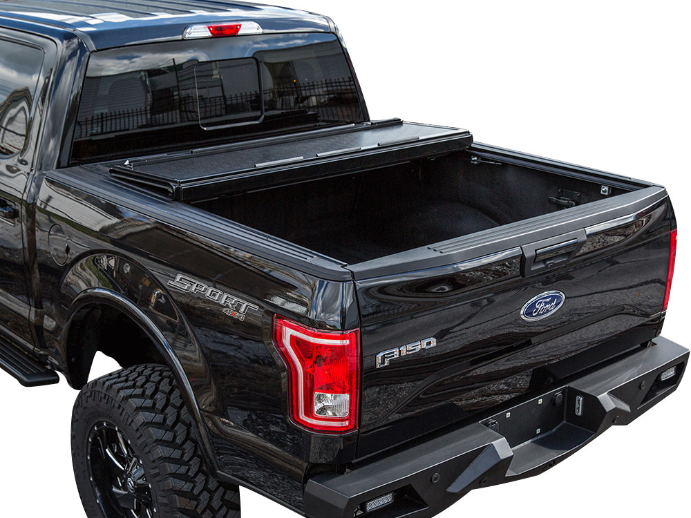 Gator FX3 Hard Folding Tonneau Truck Bed Cover 2005 2017 Nissan Frontier 6  FT Bed