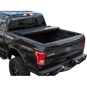 Gator Fx Hard Folding Tonneau Truck Bed Cover 2009 2018 Dodge Ram 6 4 Ft Bed No Rambox Walmart Com Walmart Com