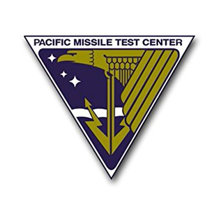 Us Navy Pacific Missile Test Center Point Mugu Decal Sticker 3 8