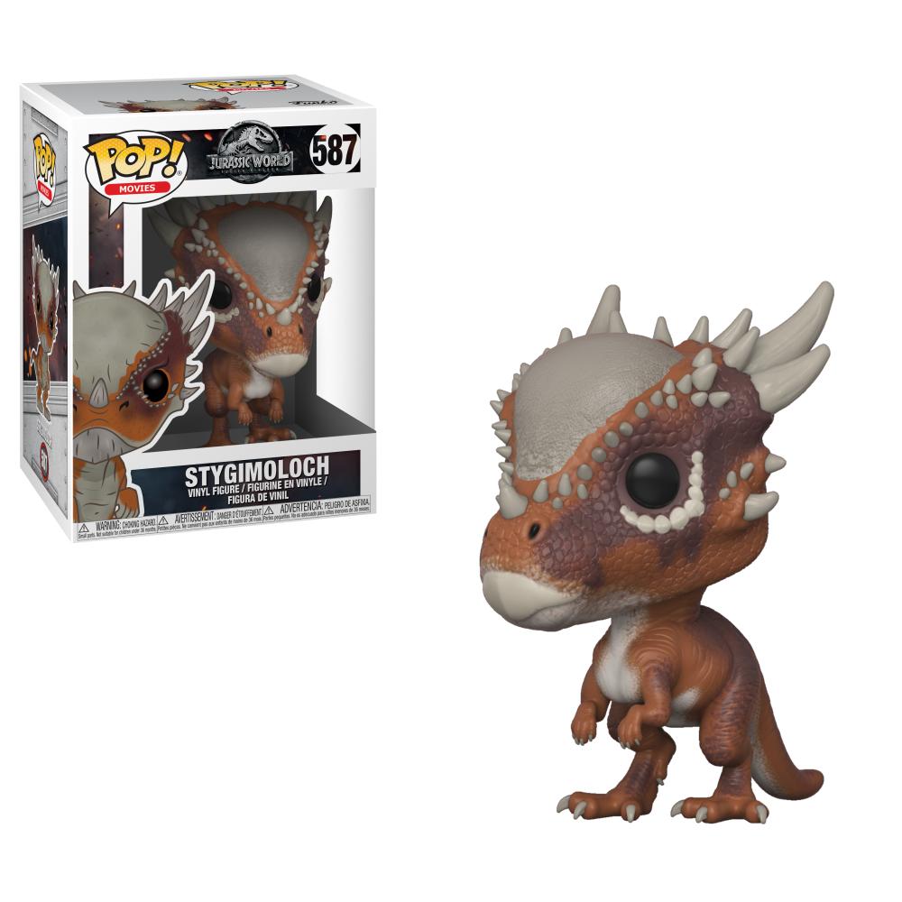 Funko Pop! Movies: Jurassic World 2 - Stygimoloch
