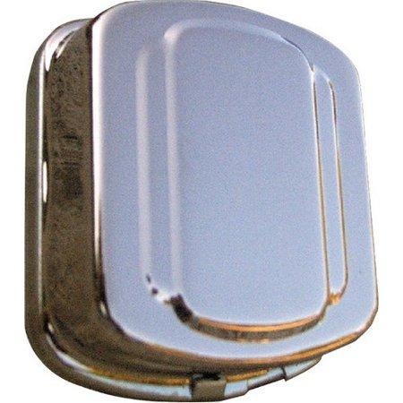 Morris Products Front Door Buzzer in Satin Aluminum