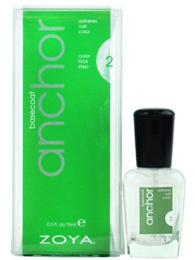 Zoya Anchor Nail Base Coat, 0.5 Fl Oz