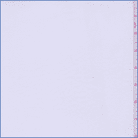 White Polyester Georgette, Fabric By the Yard
