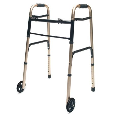 - Lumex 716270G-1 Everyday Walker with 5