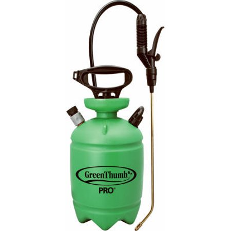 - Professional Tank Sprayer, Pumpless, 3 Gals., Hudson, 65223GT