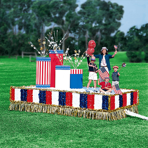 Patriotic Float Kit
