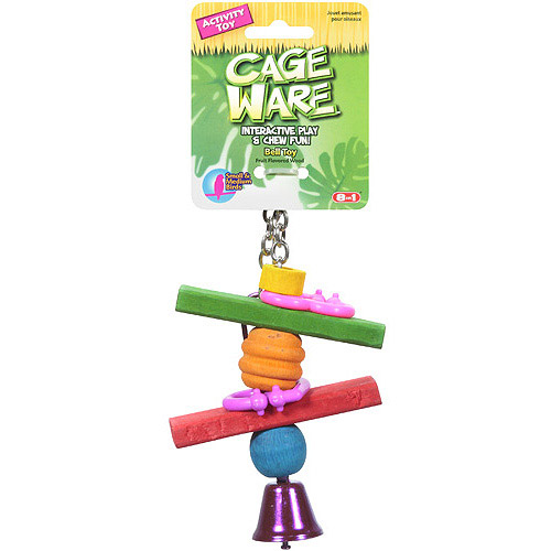 8-in-1 Cage Ware Toy Bell