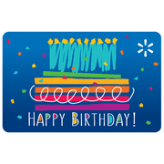 Crafted Cake Walmart eGift Card