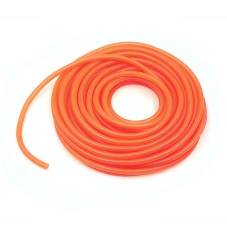 Motorcycle Silicone Petrol Fuel Hose Gas Oil Tube Pipe 18M Long