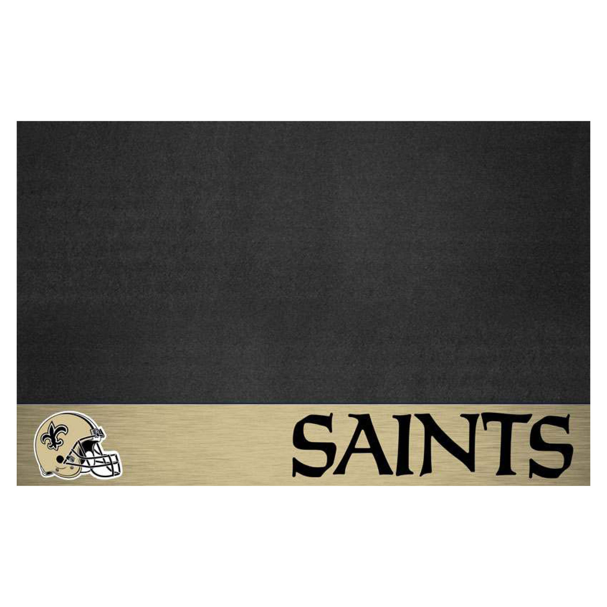 New Orleans Saints Grill Mat