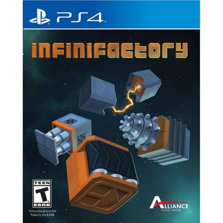 Infinifactory (PS4)