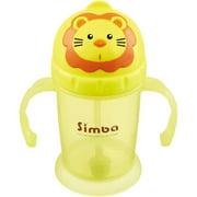 Simba 8 oz Flip-it Training Cup, Yellow