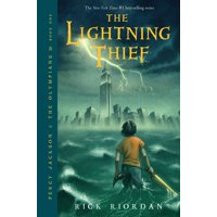 Percy Jackson and the Olympians, Book One the Lightning Thief (Paperback)