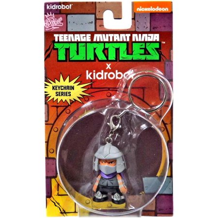 Teenage Mutant Ninja Turtles Nickelodeon Shredder Keychain