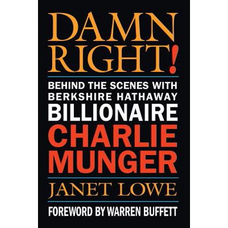 Damn Right! : Behind the Scenes with Berkshire Hathaway Billionaire Charlie Munger - Charlie Scene Mask For Sale