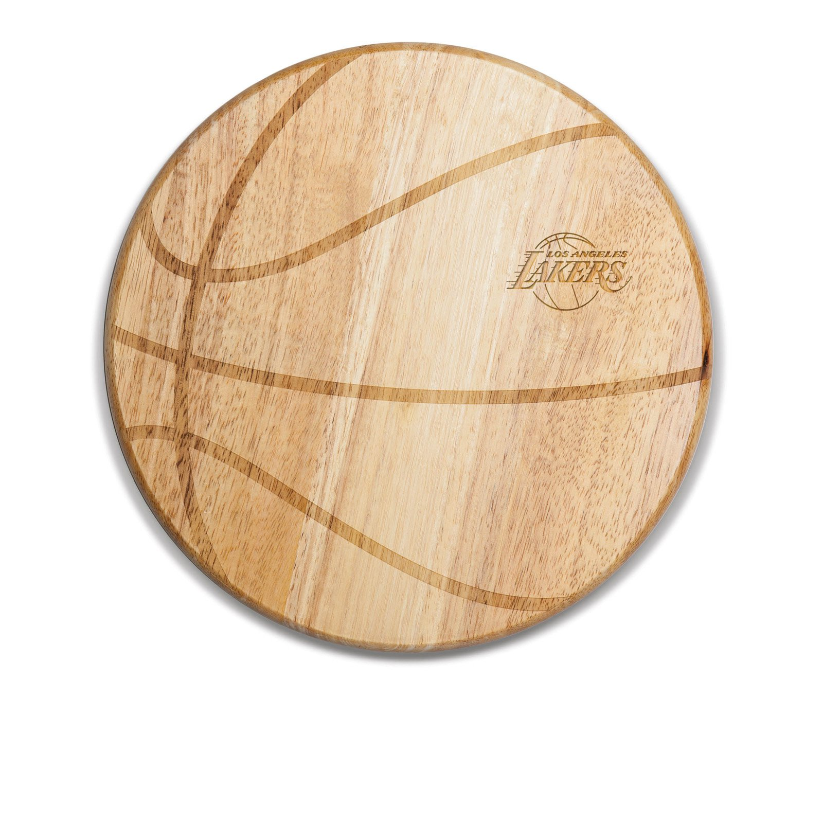 Picnic Time NBA Free Throw Basketball Cutting Board and Serving Tray by Picnic Time