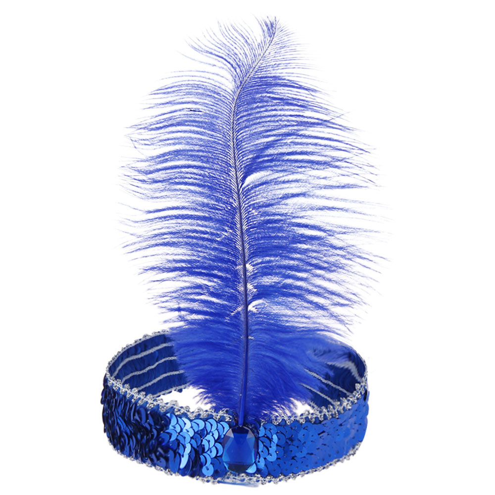 Outtop Feather Hair Band Headband HOT