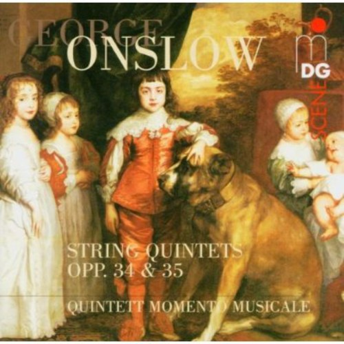 String Quintets Op 34 & 35