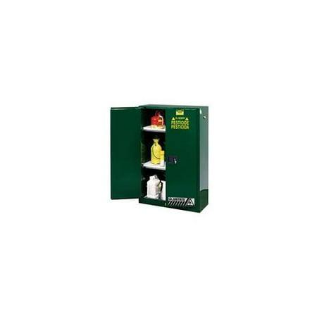 JUSTRITE 894524 Pesticide Safety Cabinet, 65