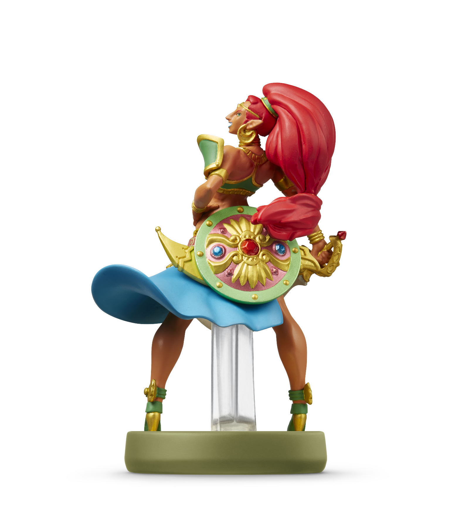 Nintendo Urbosa Amiibo Figure (Zelda: Breath of the Wild Series) by Nintendo