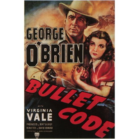 Bullet Code POSTER Movie Mini Promo - Go Minis Promo Code
