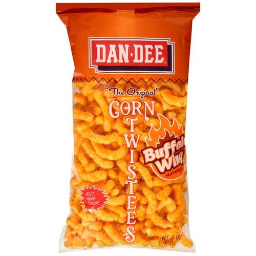 Dandee 7 Oz Dan Dee Buffalo Wing Twistee