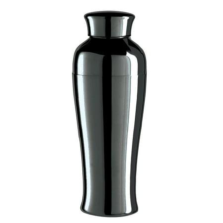 OGGI Nickel Plated Mirror Finish Tall Slim Cocktail Shaker - 26 oz