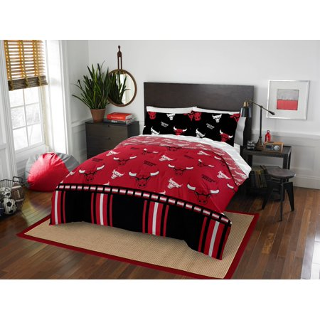 NBA Chicago Bulls Bed In Bag Set