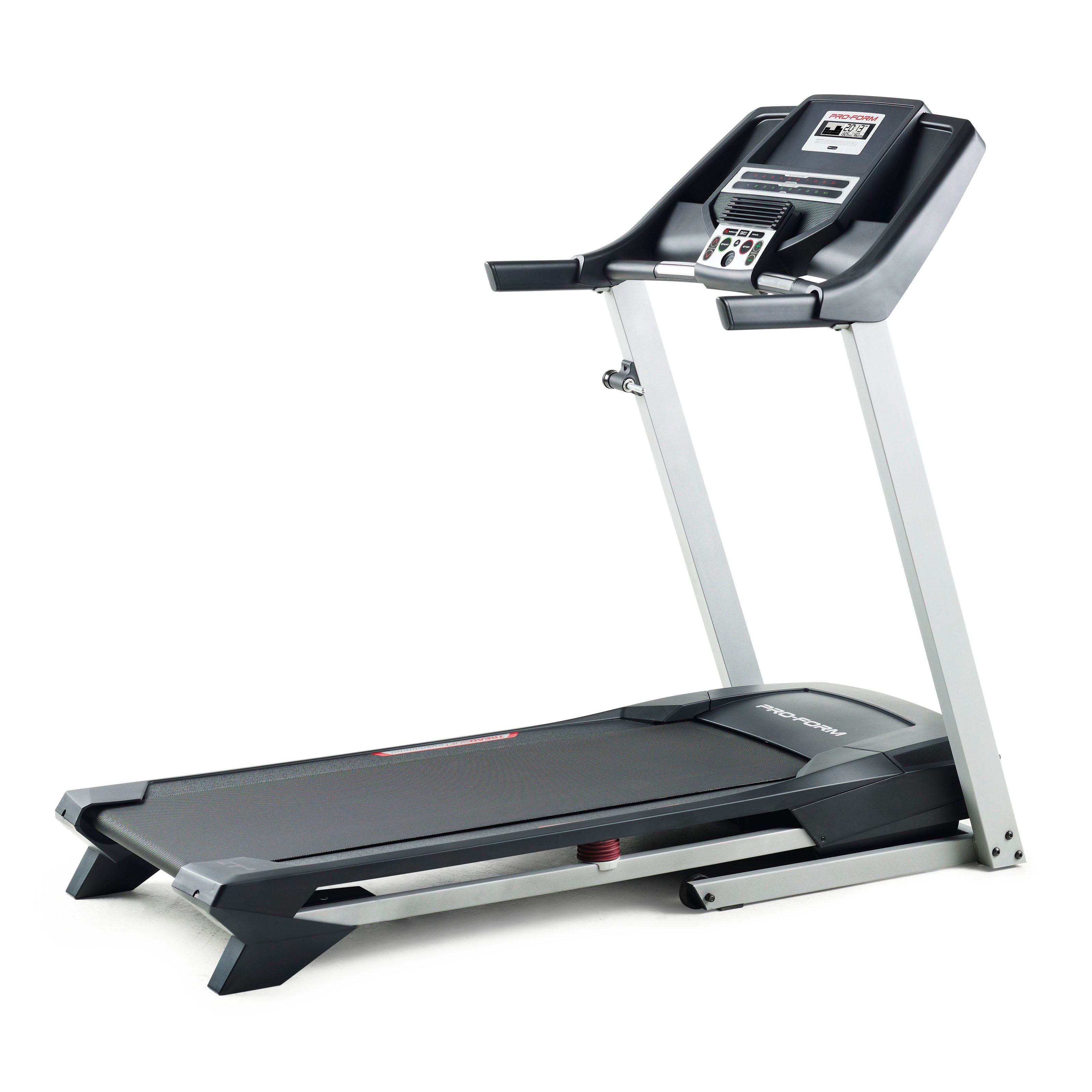 proform zt4 folding treadmill with power incline walmart com rh walmart com Treadmill Proform Personal Trainer Spirit Treadmill 225