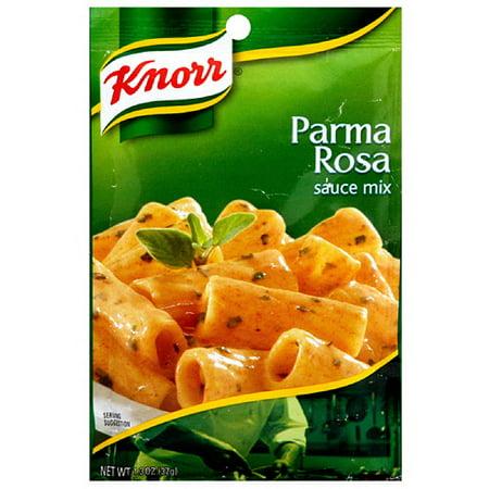 Knorr Parma Rosa Sauce Mix, 1.3 oz, (Pack of 12) - Walmart.com