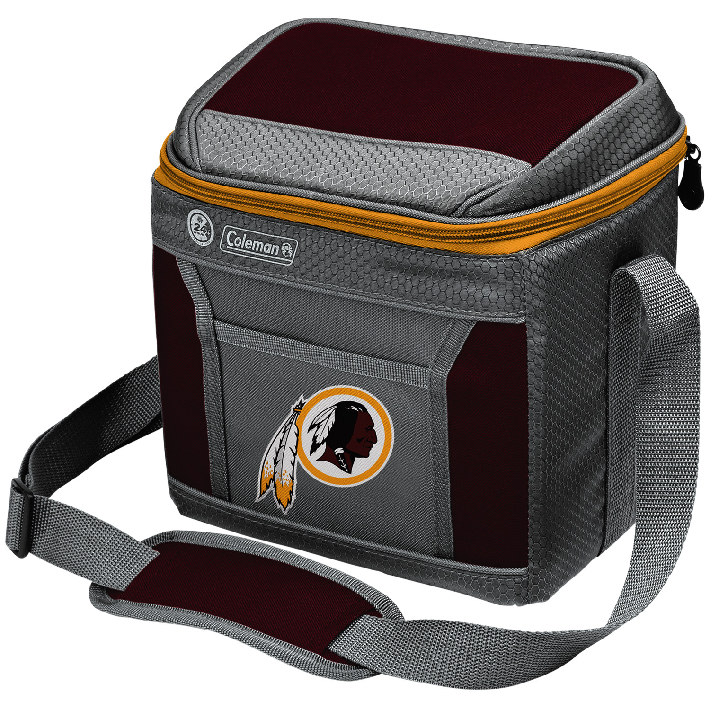 Washington Redskins Coleman 9-Can 24-Hour Soft-Sided Cooler - No Size