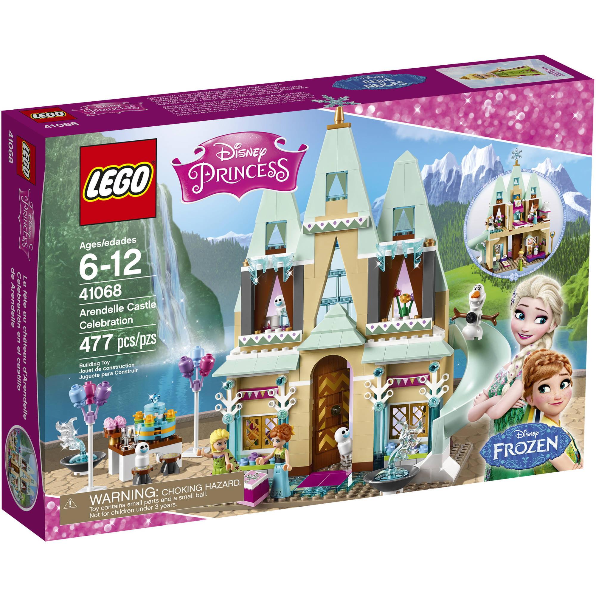 LEGO Disney Princess Arendelle Castle Celebration, 41068