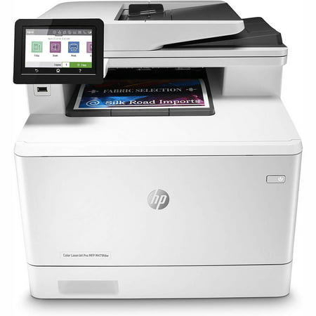 HP Color LaserJet Pro M479fdw Multifunction Printer Best Color Laserjet Printer
