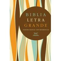 RVC Biblia Letra Grande Tamao Manual, tapa dura