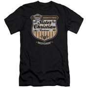 Night Ranger Motorin Mens Slim Fit Shirt