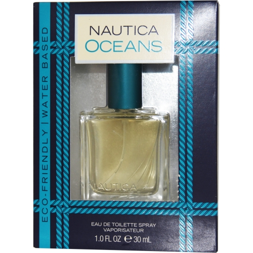 Nautica Oceans Edt Spray 1 Oz By Nautica