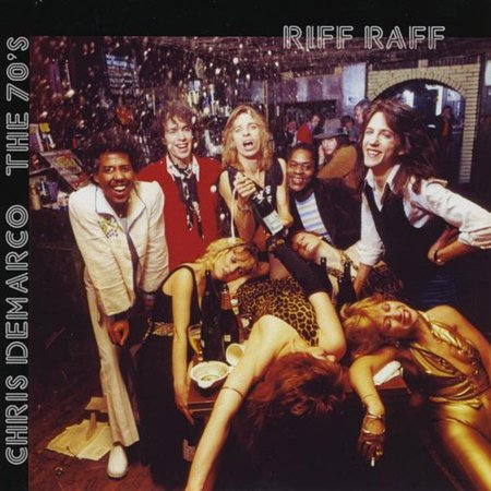 Chris Demarco - Chris Demarco the 70's-Riff Raff [CD]