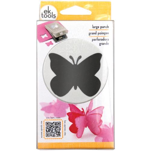 Slim Paper Punch Extra Large-Butterfly Approx. 1.75""
