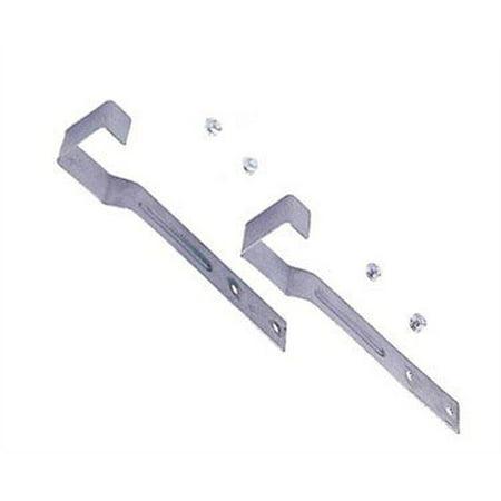 Stainless Steel Speed Rail Strap, Type: Speed Rail Kit (2 Straps#44; 4 Screws#44; 4 nuts). By Update International ()