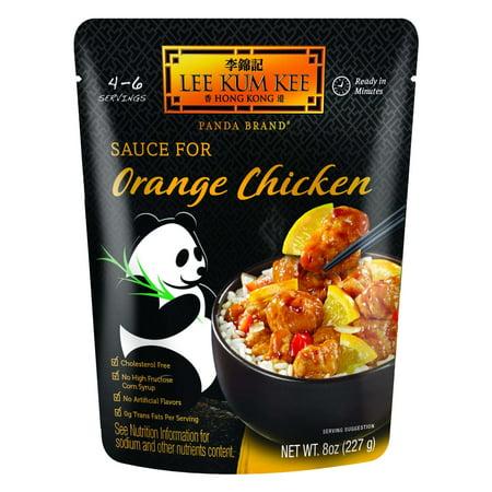 (Lee Kum Kee Brand Sauce For Orange Chicken, 8 oz)