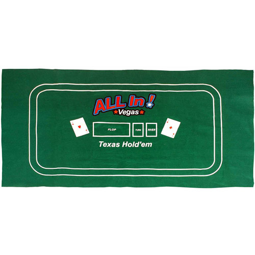 Sterling Games Texas Hold'em and Craps Layout