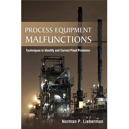 Process Equipment Malfunctions : Techniques to Identify and Correct Plant - Plant Equipment