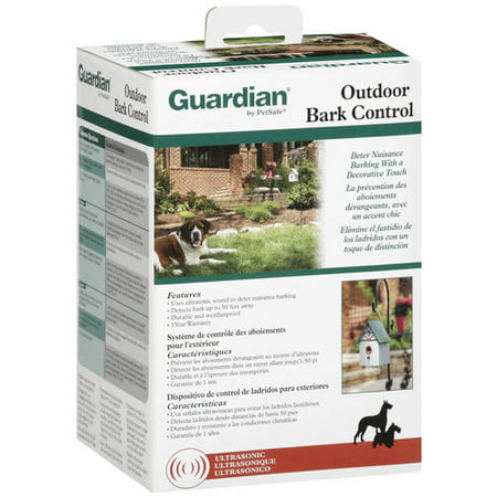Guardian By Petsafe Outdoor Bark Deterrent