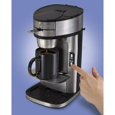 How Many Scoops In Coffee Maker : Hamilton Beach The Scoop Single Serve Coffee Maker Model# 49981 - Best Buy Kitchen Appliances