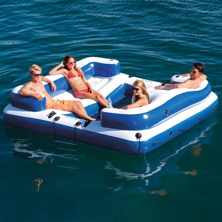 Intex Oasis Island Floating Lounge for $<!---->