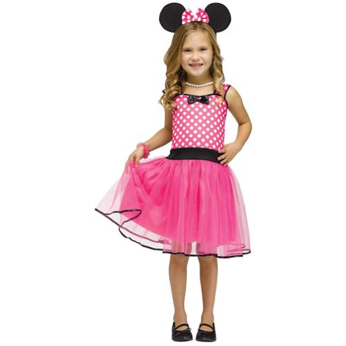 Missy Mouse Toddler Costume Toddler X-Large 4-6