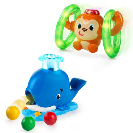 Chasing Chuckles Ball Popper and Light Up Toy - Ball Popper Toy