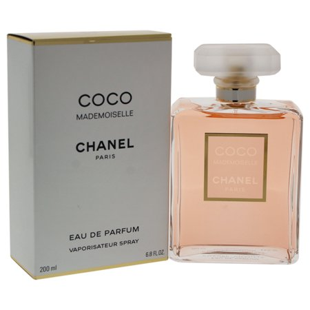 Chanel Coco Mademoiselle Eau de Parfum Spray For Women, 6.8 Oz