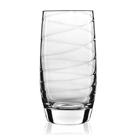 (Luigi Bormioli Romantica 19 oz. Beverage Glasses - Set of 4)