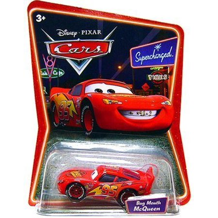 Disney Cars Movie Bug Mouth Mcqueen, Disney Cars Movie Bug Mouth Lightning McQueen By